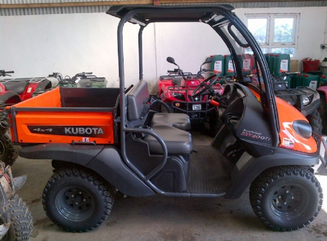 McKay Brothers - New and Used Quads, Tractors, ATV Parts and Machinery